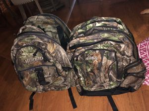 Camo backpack for Sale in Davie, FL