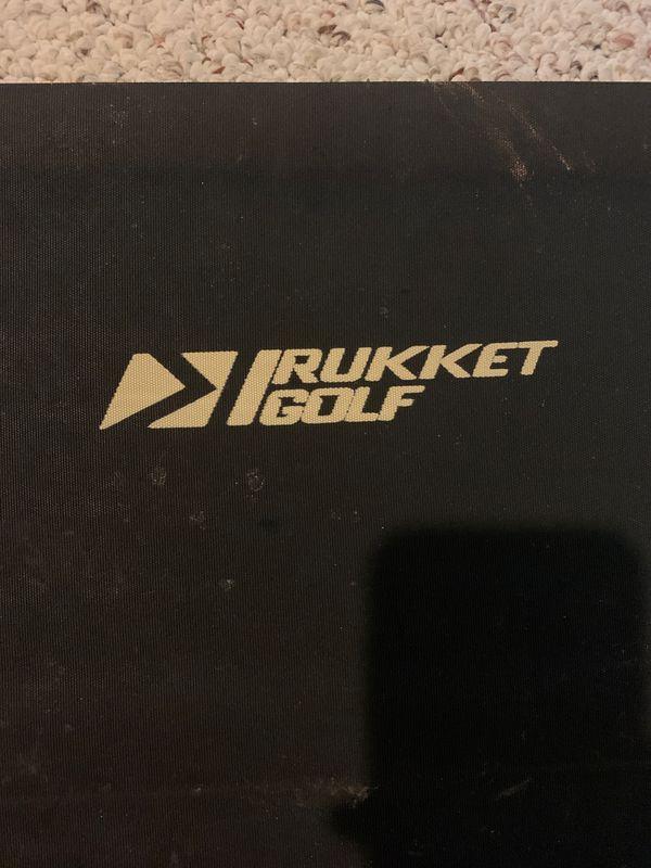 Golf Turf Hitting Mat - Fairway, First Cut, Rough - Rukket Golf