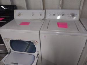 Kenmore set dryer and washer machine for Sale in Mableton, GA