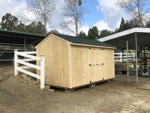 Garden Sheds - McRae Storage Buildings for Sale in San Diego, CA