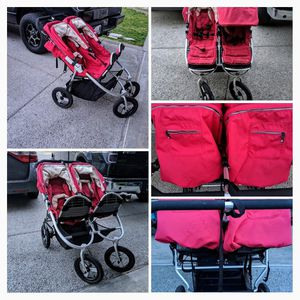 Double bumbleride stroller for Sale in Olympia, WA