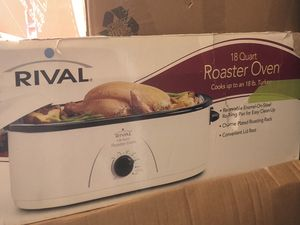 18 quart Roaster oven for Sale in Issaquah, WA
