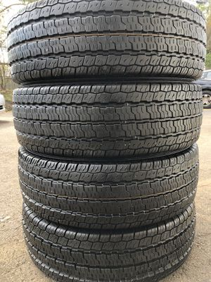 Nexen tires — one LT 225/75/16. 3 -22575/16 c ...like news mounted and balancing available for Sale in Aurora, IL