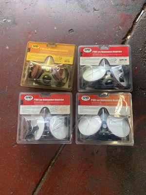 Respirators for Sale in Raleigh, NC