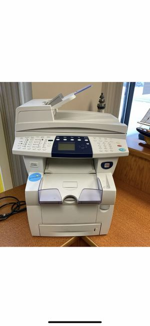 Xerox Phaser 8560MFP Printer Scanner Copier Solid Ink Color for Sale in Hacienda Heights, CA