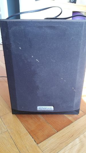 Kenwood subwoofer for Sale in Tacoma, WA