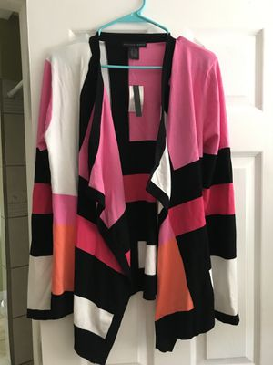 Cardigan/large size for Sale in Costa Mesa, CA