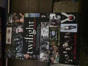 Twilight directors notebook for Sale in Rhinelander, WI