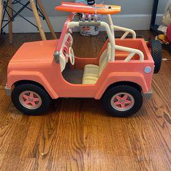 American Girl Doll Jeep for Sale in Kirkland,  WA