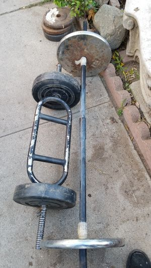 Weight set for Sale in Lake View Terrace, CA
