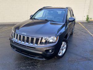 2014 Jeep Compass 4x4 for Sale in Dearborn, MI