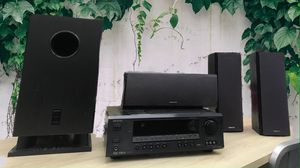Home Theatre - Onkyo HT-R530 Audio/Video with woofer and Speakers for Sale in San Diego, CA