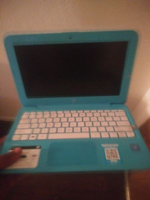 Hp notebook stream 65 $ obo might work no charger for Sale in Phoenix, AZ