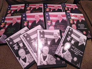 Tracy Karate Self Defense DVDs for Sale in Bellflower, CA