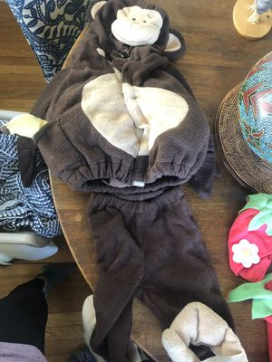 Monkey costume 18-24 month for Sale in San Diego, CA