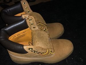 Men's timberlands sz 9.5 for Sale in Portsmouth, VA