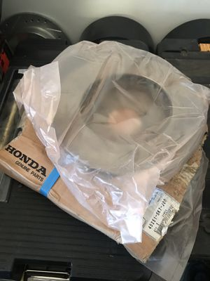 1990-1999 Acura and Honda OEM front disk (pair) for Sale in Crockett, CA