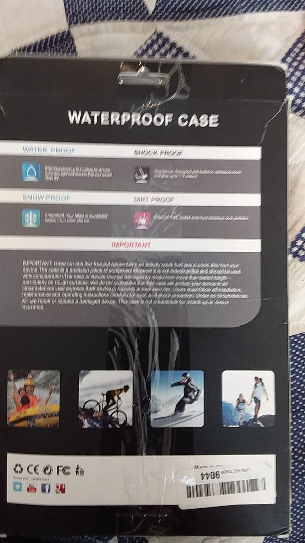 waterproof galaxy a tab 10.1