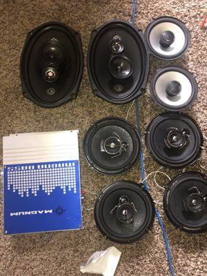 Car audio for Sale in Detroit, MI