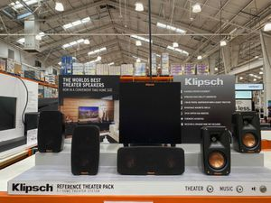 CLEARANCE | Klipsch Reference Theater Pack 5.1 Channel Surround Sound System | BRAND NEW for Sale in San Diego, CA