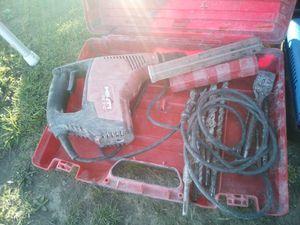 Hilti roto Hammer for Sale in Vancouver, WA