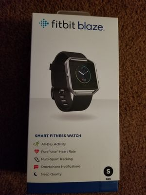 Fitbit blaze for Sale in Arlington, TX