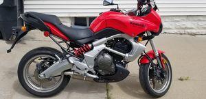 2008 Kawaski Versys 650cc for Sale in Lincoln, NE