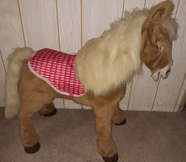 FurReal Friends Butterscotch interactive life size pony horse