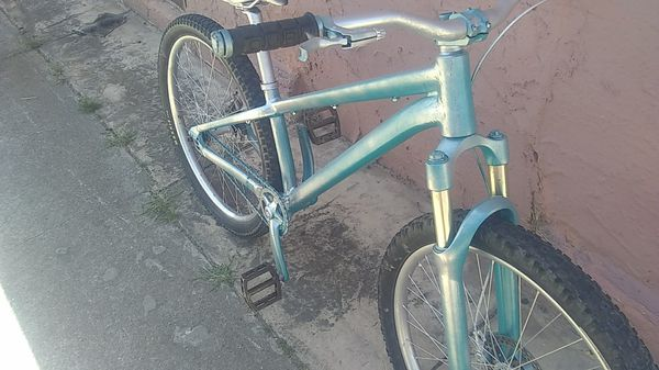 Specialized P-series downhill jumper
