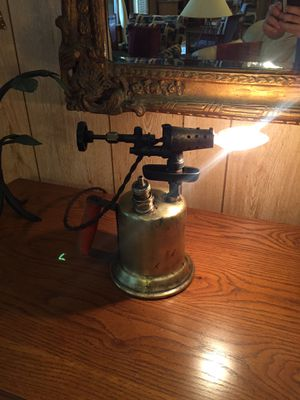 Antique torch lamp! for Sale in Lake Wales, FL
