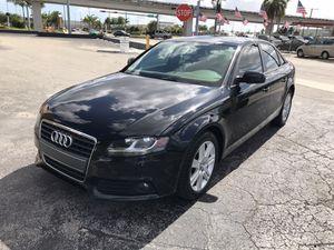 2010 AUDI A4 BLACK for Sale in Miami, FL
