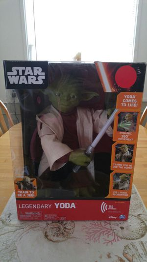 Collectable yoda action figure for Sale in Chula Vista, CA