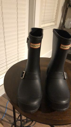 Hunter Kids rain boots for Sale in Tampa, FL