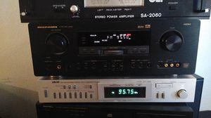 Vintage Marantz preamp/tuner Av/9000 for Sale in Phoenix, AZ