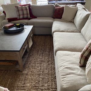 Living Spaces magnolia sectional for Sale in Phoenix, AZ