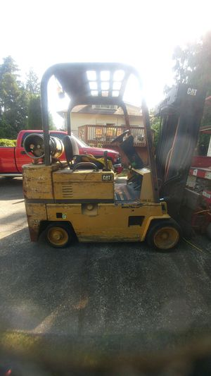 Forklift cat 5k for Sale in Sumner, WA