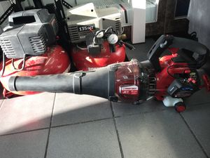 Troy Bilt 2-Cycle Gas Leaf Blower in excellent condition. TB2MB for Sale in Orlando, FL