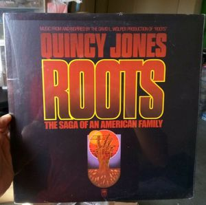 Unopened QUINCY JONES ROOTS The Saga of an American Family for Sale in Alhambra, CA