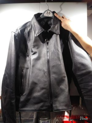 Leather Motorcycle Jacket for Sale in San Rafael, CA