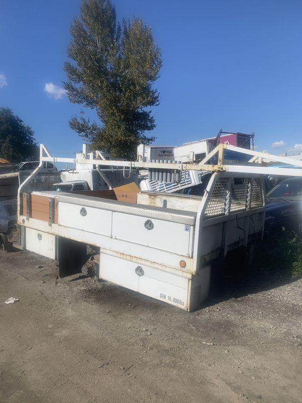 12 Service Body For Sale In Auburn Wa Offerup