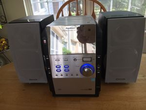 Panasonic cd stereo system SA pm29 for Sale in North Potomac, MD