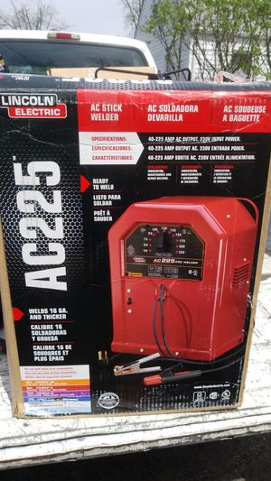 Ac stick welder for Sale in Columbus, OH