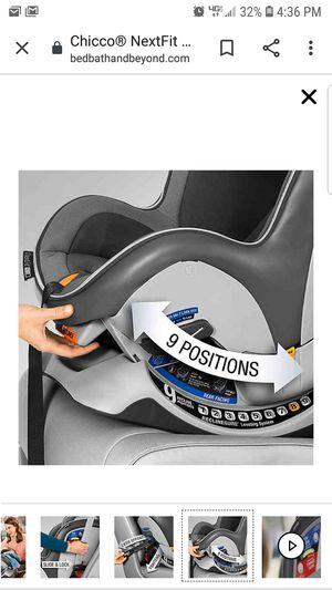 Chicco car seat for Sale in San Bernardino, CA