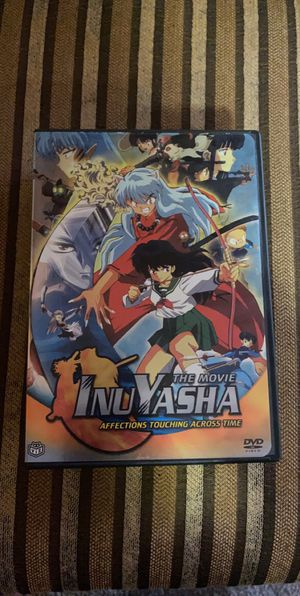 INUYASHA The Movie 1-4 DvD for Sale in Puyallup, WA