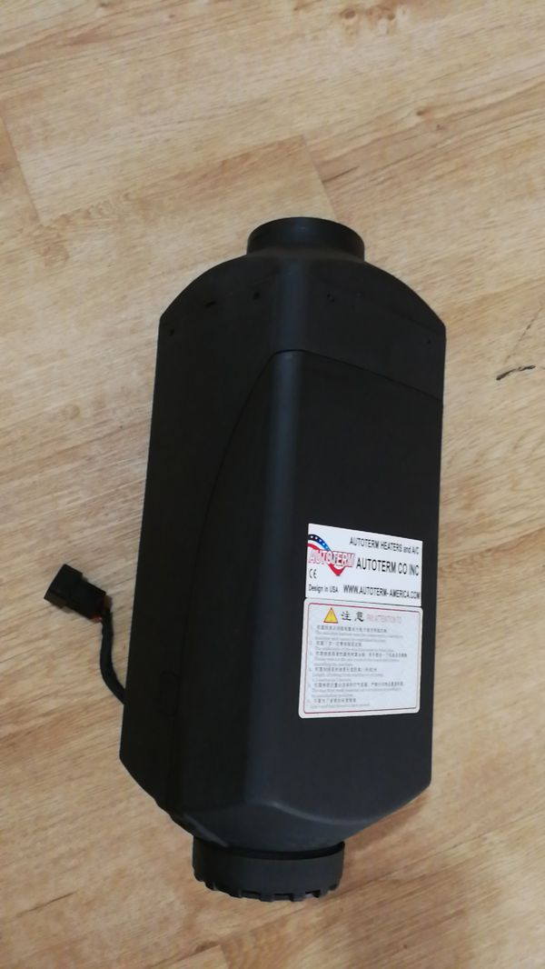 Diesel air heater 12 volt working by battery