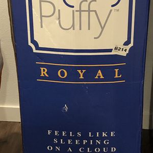 PUFFY Mattress- KING for Sale in Portland, OR