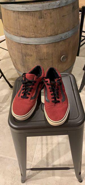 Red vans for Sale in Charlottesville, VA