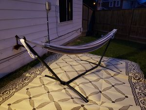 Hammock with stand. for Sale in Tomball, TX