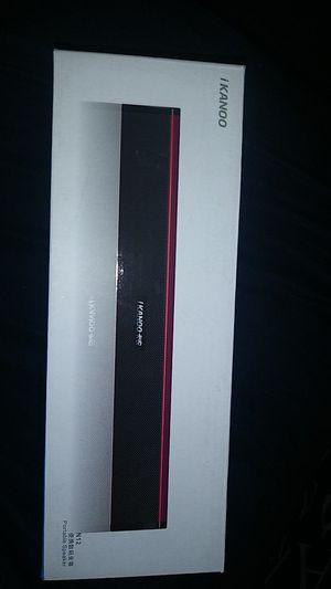 Computer sound bar for Sale in Indianapolis, IN