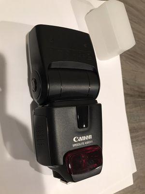 Canon Speedlite 430EX II -SLR Camera Flash for Sale in Sacramento, CA